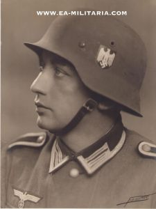 Large Wehrmacht Heer Portrait