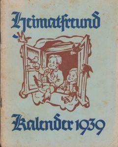 Jugend 'Heimatfreund Kalender 1939'