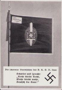 DKOV Propaganda Postcard (1935)