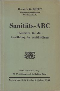 Sanitäts-ABC Booklet (1943)