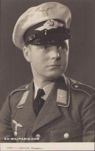 Luftwaffe Flieger Soldier's Portrait
