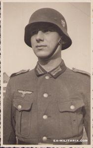 Wehrmacht Heer Soldiers Portrait
