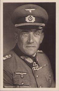 Ritterkreuzträger Postcard Generaloberst von Falkenhorst