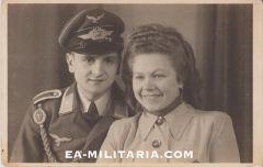 Luftwaffe Flieger Portrait (1944)