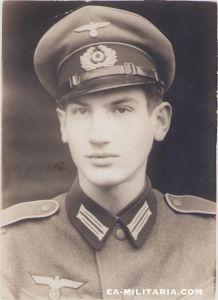 Large WH Heer Infanterie Soldiers Portrait