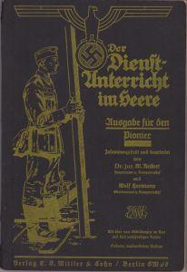 Rare Wehrmacht 'Pionier' Reibert 1935!