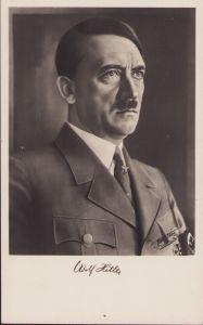 'Adolf Führer' Postcard