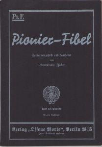 Wehrmacht Pionier-Fibel