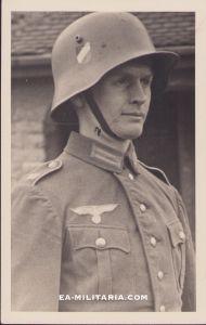 Early Heer Soldier's Portrait