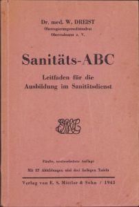 Sanitäts-ABC Booklet (1943)