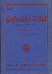 'Gefechts-Fibel' Tactics Instruction Booklet