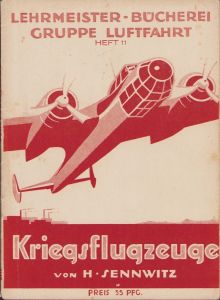 'Kriegsflugzeuge' Booklet 1940