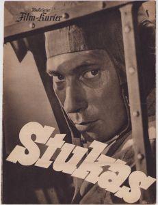 Period 'Stukas' Movie Brochure