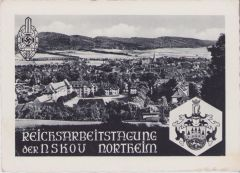'Reichsarbeitstagung der NSKOV' Postcard