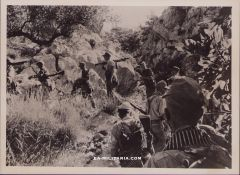 Gebrigsjäger 'In Kretas Bergwelt' Press Photo
