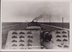 'Panzerzug' Press Photograph