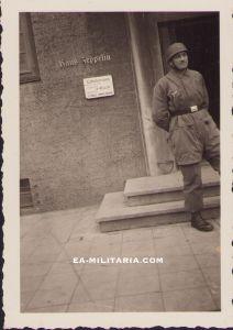 Privately made Fallschirmjäger Photograph