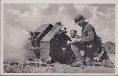 Infanteriegeschütz 18 Postcard (Gren.Rgt.1045)