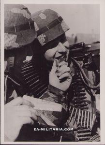 Fallschirmjäger Press Photograph 1943