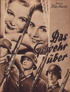 Period 'Das Gewehr über' Movie Brochure
