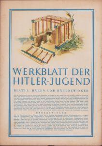 'Werkblatt der Hitler-Jugend' Blatt 3 (Juli.1943)