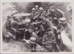 'Soldatenzeitung' Press Photograph