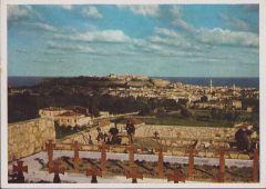 'Kreta,Friedhof von Rethymnon' Gbj postcard