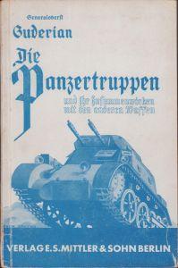 Rare 'Die Panzertruppen' Booklet