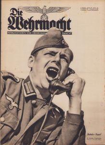 'Die Wehrmacht 22.Okt.1941' Magazine