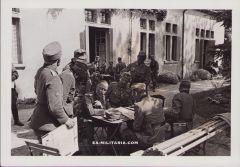 'Generalstab' Press Photograph (France 1940)