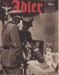 'Der Adler 3.August 1943' Magazine
