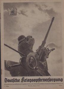 NSKOV April 1941 Magazine