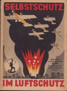 'Selbstschutz im Luftschutz' Booklet