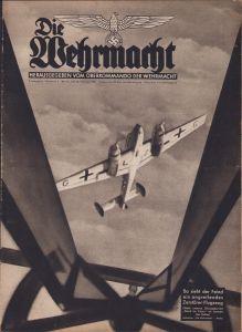 'Die Wehrmacht 26.Februari 1941' Magazine