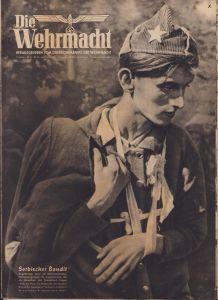 'Die Wehrmacht 3.Dez.1941' Magazine