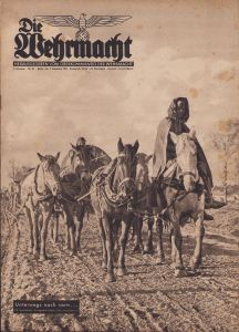 'Die Wehrmacht 7.April.1943' Magazine