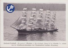 Schiffsmodellbauschule Postcard
