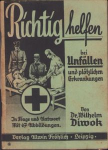 Richtig Helfen 1936