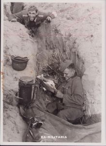 'Die Soldatenzeitung' Press Photograph