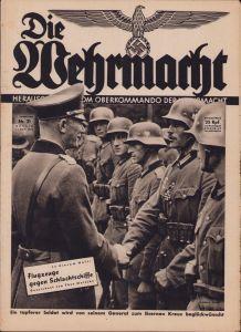 'Die Wehrmacht 11.Okt.1939' Magazine