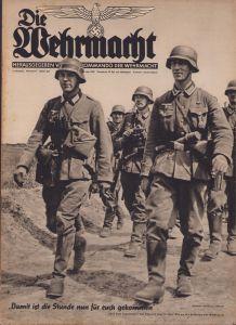 'Die Wehrmacht 22.Mai.1940' Magazine