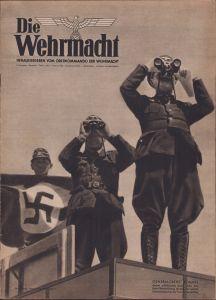 'Die Wehrmacht 11.Februari 1942' Magazine