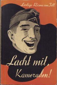 'Lacht mit,Kameraden!' Booklet