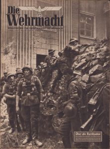 'Die Wehrmacht 12.August.1942' Magazine