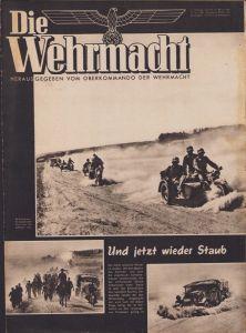 'Die Wehrmacht 17 Juni 1942' Magazine