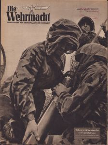 'Die Wehrmacht 14.Juli 1943' Magazine