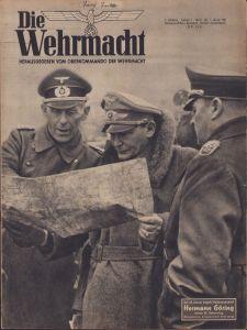 'Die Wehrmacht 1.Januari 1943' Magazine