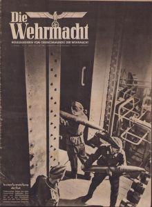 'Die Wehrmacht 3 Juni 1942' Magazine