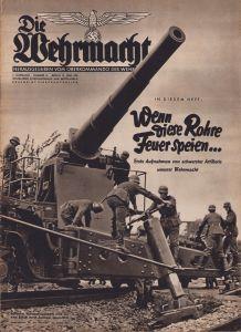 'Die Wehrmacht 21 Juni 1939' Magazine