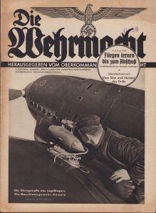 'Die Wehrmacht 15 März 1939' Magazine
